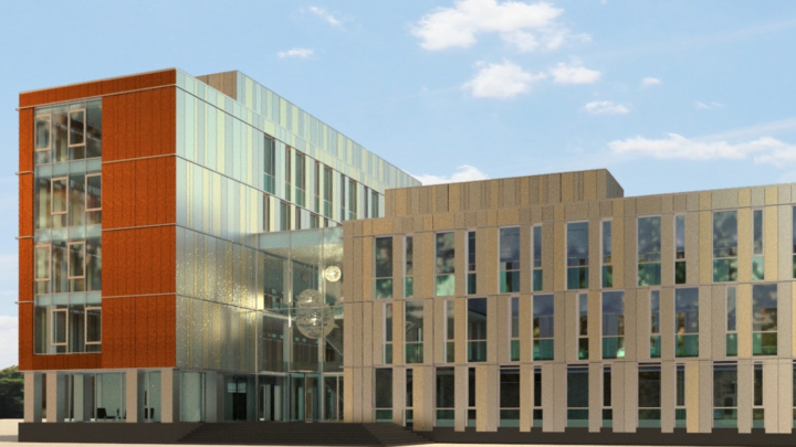 Afbeelding bij Renovatie Hogeschool Viaa – Zwolle