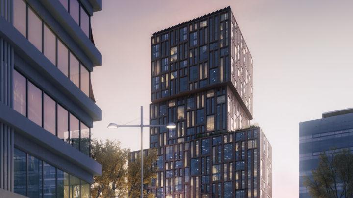 Afbeelding bij Ontwikkeling Galaxy Tower – Utrecht