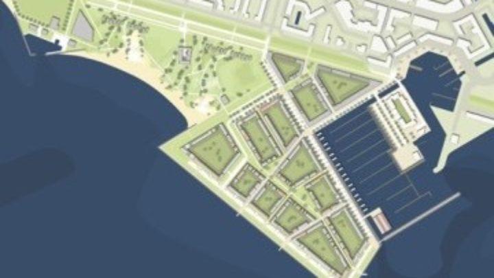 Afbeelding bij Gebiedsmanagement Kustzone – Almere Haven