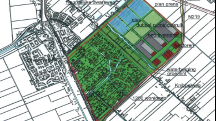 Afbeelding bij Ontwikkeling bedrijventerrein – Zevenhuizen-Moerkapelle