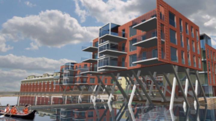 Afbeelding bij Economische advisering herontwikkeling terrein Nova College – Heemstede