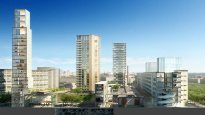 Afbeelding bij Economische advisering De Driehoek op Strijp S – Eindhoven