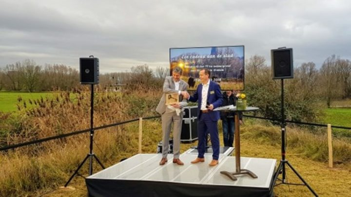 Afbeelding bij Projectontwikkelaar geeft natuur terug aan gemeente Arnhem