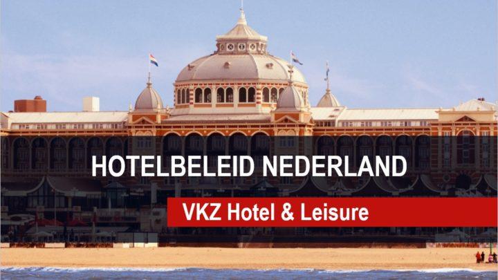 Afbeelding bij Onderzoek hotelbeleid – Nederlandse gemeenten