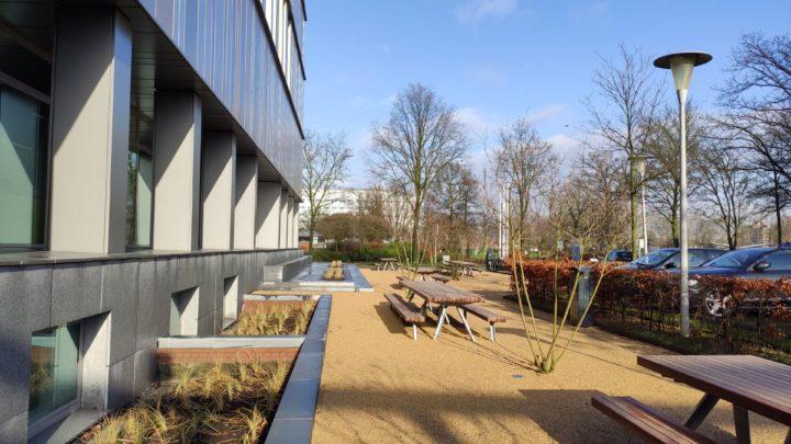 Afbeelding bij Vernieuwing buitenruimte Hogeschool Viaa – Zwolle