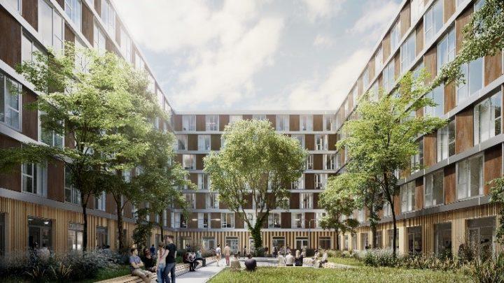 Afbeelding bij Studentenhuisvesting – De Key – Amsterdam