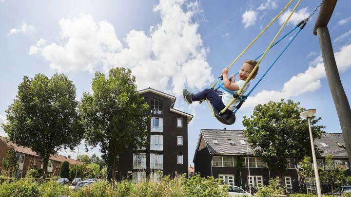 Afbeelding bij Speelterrein bij Onderwijscentrum Texel!