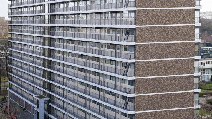 Afbeelding bij Verduurzaming ERA-flats -Rotterdam
