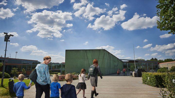 Afbeelding bij VKZ op projectbezoek bij de Speciaal Onderwijs Meerklank in Zeist
