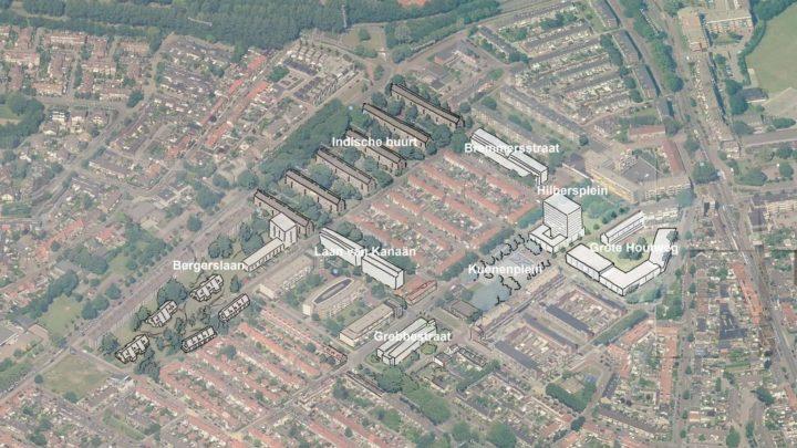 Afbeelding bij De Kuenenpleinbuurt – Beverwijk