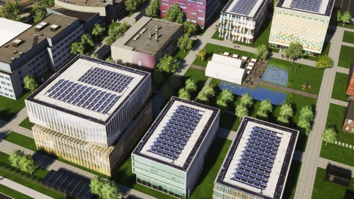 Afbeelding bij Ontwikkeling masterplan Pivot Park – Oss