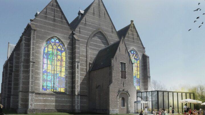 Afbeelding bij Herbestemmingsonderzoek De Grote kerk – Brouwershaven